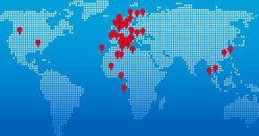 Wordwide Dealer Network